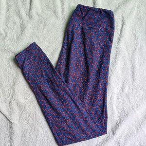 One size LuLaRoe Leggings NWOT
